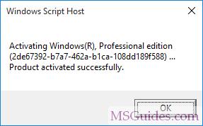 windows 10 pro activate free